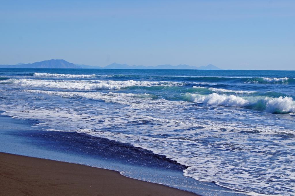 Тихий океан, Фото с места события собственное